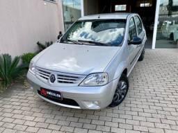 Título do anúncio: Renault Logan Expression 1.0 2010