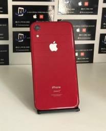 Título do anúncio: iPhone XR 128GB ac cartão até 18X