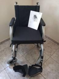 Vendo cadeira de rodas marca ottobock