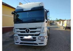 Mb.2546 Actros- 6×2 -automático-2013- Branco