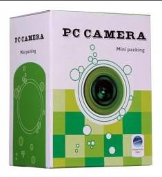 Web Cam HD com microfone