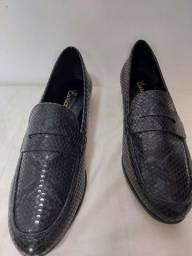 Sapato mocassim n°40 unisex NOVO