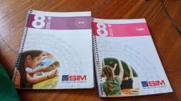 Livros do 8 ano SIM