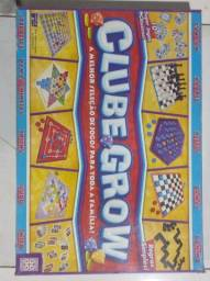 Jogo de tabuleiro Clube Grow