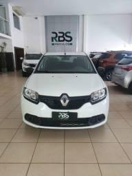 Título do anúncio: Renault Sandero 1.0 AUTENTIC