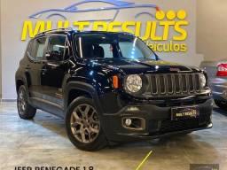Título do anúncio: Jeep Renegade 2016 1.8 16v flex 75 anos 4p automático