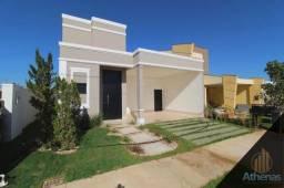 Condomínio Primor das Torres, casa térrea com 3 suítes e cozinha gourmet.