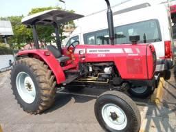 Título do anúncio: Trator Massey Ferguson 275 4x2 ano 2008 com Redução