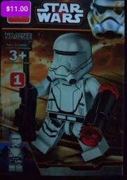 Star wars blocos de montar Similar ao lego