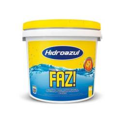 Cloro Faz 10 kg Hidroazul