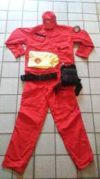 Kit bombeiro cívil