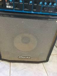 Amplificador de som oneal