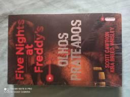 Livor five nights at freddy's olhos prateados