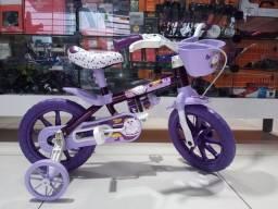 Bicicletas Infantis é na loja Mega Bike