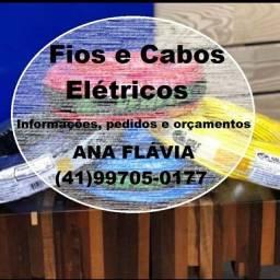 Distribuidora de fios elétricos cabos e acessórios Cobre Aluminio
