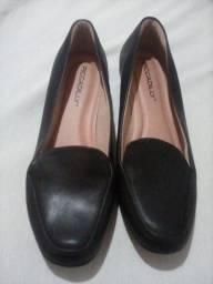 Sapato Preto Feminino Picadilly