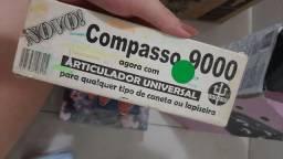 Compasso 9000 com articulador universal NOVO
