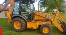 Retroescavadeira Case 580n 4x4 2016