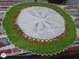 Jogos de de tapete de crochê