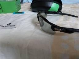 Oculos Ciclismo Rockbros Rb-10040 preto lente polarizada - pouco usado