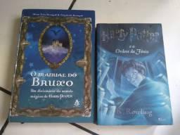 O manual do bruxo Harry Potter