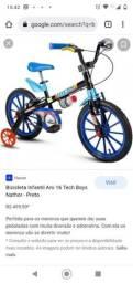 Título do anúncio: Bike infantil *