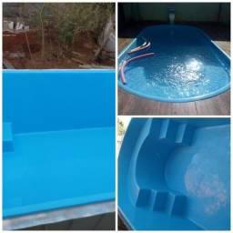 Título do anúncio: Piscina de fibra#Piscinas #piscinas