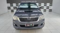 Toyota - Hilux CD SR D4-D 4x4 3.0 TDI Dies Aut. - 2012