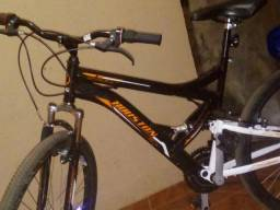Vendo bicicleta houston 500 reais