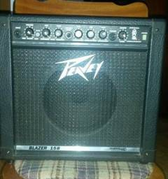 Amplificador cubo de guitarra Peavey Blazer 158 (15w, Made in USA)