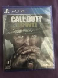 Jogos ps4 call of duty WW2