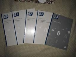 Kit livros inglês Englishtown