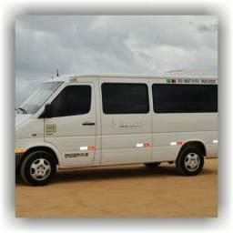 Sprinter 15 passageiros / Baú - 1998