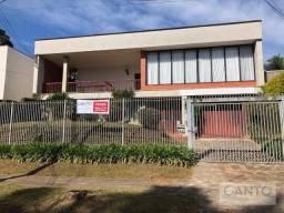 Casa com 3 dormitórios à venda, 449 m² por r$ 1.200.000 - ahú - são lourenço - curitiba/pr