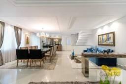Sobrado com 5 dormitórios à venda, 386 m² por r$ 1.690.000 - hugo lange - curitiba/pr