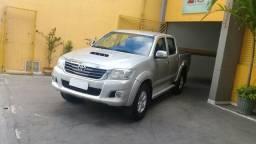 Toyota Hilux Srv 2012 Automática - 2012