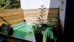 Apartamento à venda com 3 dormitórios em Santa teresa, Rio de janeiro cod:FL3AP29944