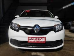Renault Logan 1.6 16v sce flex expression manual - 2018