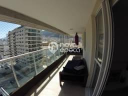 Apartamento à venda com 4 dormitórios em Botafogo, Rio de janeiro cod:BO4CB32950