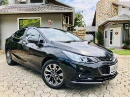 Chevrolet Cruze 1.4 Turbo 153cv 2017 Top impecável - 2017