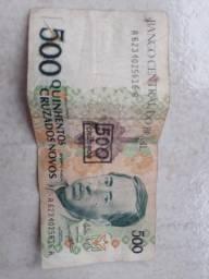 Dinheiro antigo hj