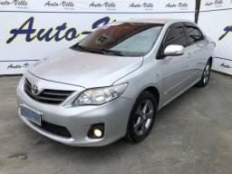 Toyota Corolla Xei 2.0 c/ GNV Injetado! Multimidia - 2012
