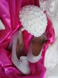 Vestido de noiva importado de Miami