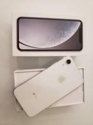 Iphone XR 64GB - Branco + Caixa Lacrada + Nota Fiscal