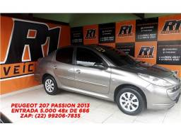 Peugeot 207 1.4 xr passion 8v flex 4p manual - 2013