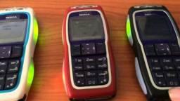 Nokia antigo 3220 disco voador ultimo vermelho, usado comprar usado  Belo Horizonte