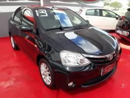 Etios XLS 1.5 Sedan - 2013 - 2013