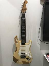 Guitarra squier koreana 1996