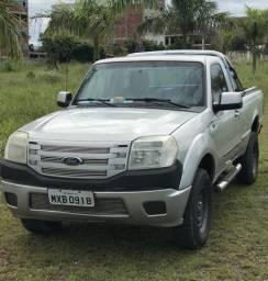 Ford Ranger 2010, cabine simples, 2.3 gasolina - 2010