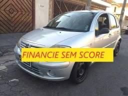Citroen c3 2005 financio sem score